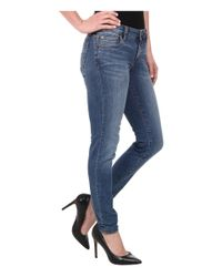 Kut From The Kloth - Blue Eva Ankle Skinny Jeans - Lyst