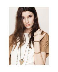 Jenny Bird | Metallic Luna Pass Palm Cuff | Lyst