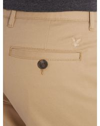 Lyle & Scott | Natural Slim Fit Classicl Chino for Men | Lyst