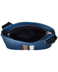 Ferragamo | Blue Gamma Banner Shoulder Bag - 249848 for Men | Lyst