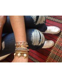 Jenny Bird Metallic Aurora Bracelet