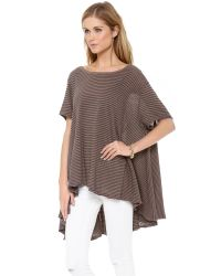 Free People | Circle in The Sand Tee | Lyst