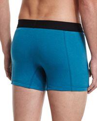 Frigo - Blue Modal-cotton 3 Trunks for Men - Lyst