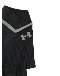 Under Armour   Black Flux Training Gloves for Men   Lyst