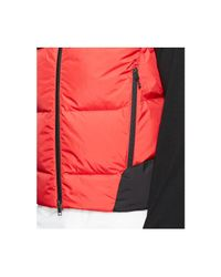 Polo Ralph Lauren Red Sideline Down-feathers Vest for men