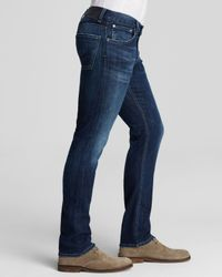 Citizens of Humanity Blue Bowery Skinny Fit In Atticus for men