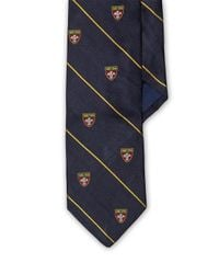 Pink Pony - Blue Polo Madison Classic Tie for Men - Lyst