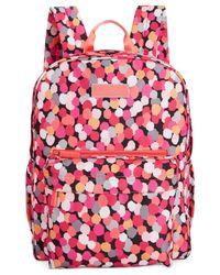 Vera Bradley | Multicolor Lighten Up Grande Backpack | Lyst