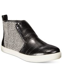 Circus by Sam Edelman - Black Jadyn Ankle Slip-on Sneakers - Lyst
