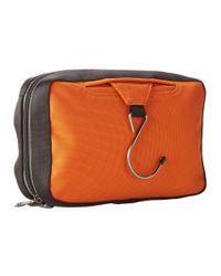 Tumi Orange Alpha Bravo Riley Kit