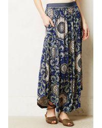 Lilka Blue Lucerna Maxi Skirt
