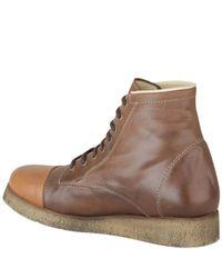 Han Kjobenhavn Brown Mens Hill Boot for men