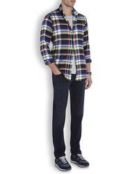 Citizens of Humanity Mod Dark Blue Slim-Leg Jeans for men
