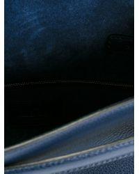 Valentino - Blue 'my Rockstud' Tote - Lyst
