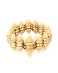 Rose Pierre | Metallic Island Adventure Collar Bracelet | Lyst