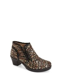 Alegria | Multicolor Hannah Leather Saddle Boots  | Lyst