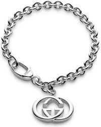 Gucci | Metallic Loose Link Bracelet | Lyst