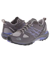 The North Face Gray Ultra Fastpack Gtx®