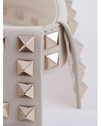 Valentino | White 'Rockstud' Collar | Lyst