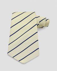 Thomas Pink | Yellow Dursley Stripe Classic Tie for Men | Lyst