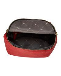 Vince Camuto - Red Marl Crossbody - Lyst