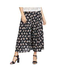 Denim & Supply Ralph Lauren - Multicolor Floral-print Culotte Pant - Lyst