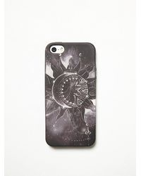 Free People - Gray Print Rubber Iphone 5/6 Case - Lyst