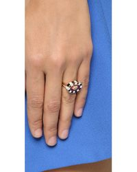 Holly Dyment - Multicolor Mini Lip Ring - Lyst