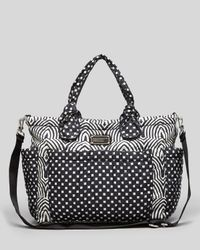 Marc By Marc Jacobs Black Diaper Bag Pretty Nylon Elizababy