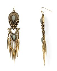 Samantha Wills | Metallic Let'S Meet There Grande Chandelier Earrings | Lyst