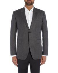 Paul Smith | Gray Byard Formal Button Blazer for Men | Lyst