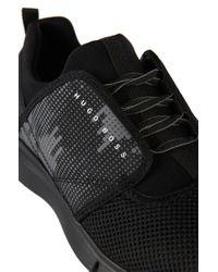 BOSS Green Black 'gym Soft' | Mesh Sport Sneaker for men