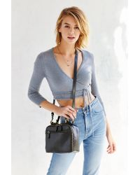 Kelsi Dagger Brooklyn | Black Road Trip Crossbody Bag | Lyst