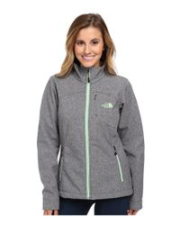 The North Face - Gray Apex Bionic Jacket - Lyst