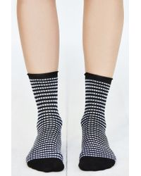 Urban Outfitters - Black Classic Crew Sock Set - Lyst