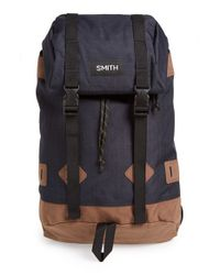 Smith Optics | Black 'heyburn' Backpack for Men | Lyst