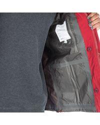 Visvim - Totem Parka 2.5l In Red for Men - Lyst