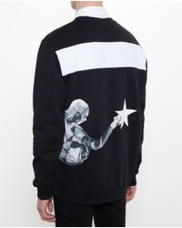 Givenchy - Black Basketball Sweatshirt for Men - Lyst