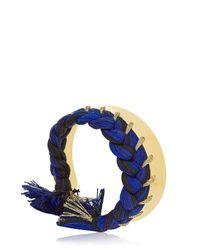 Aurelie Bidermann | Blue Tangerine Cuff | Lyst