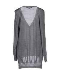 Space Style Concept | Gray Cardigan | Lyst