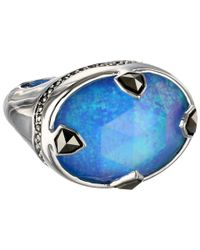 Judith Jack | Blue Sea Ring | Lyst