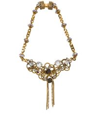 Erickson Beamon | Metallic Damsel Necklace | Lyst
