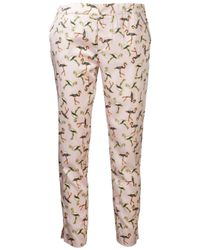 Piamita - Pink Brigitte Trousers - Lyst