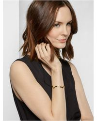 BaubleBar | Metallic Gold Pulse Cuff | Lyst