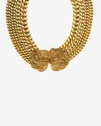 Lizzie Fortunato | Metallic Cosmic View Chain Necklace | Lyst
