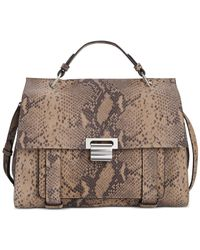 Ivanka Trump - Brown Turnberry Satchel - Lyst