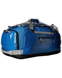 Oakley Blue Voyage 60 Duffel for men