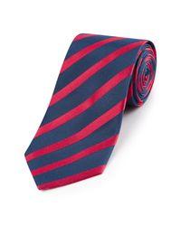 Skopes Blue Fancy Silk Tie for men