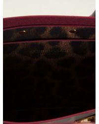 Sophie Hulme - Brown Mini Leopard Print Tote - Lyst