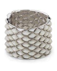 Stephen Webster Metallic Scale Bracelet